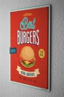 Tin Sign Kitchen best burger