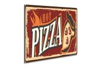 Tin Sign Kitchen Pizza