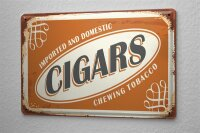 Tin Sign Kitchen Chewing tobacco