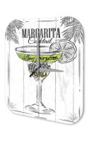 Wall Clock Vintage Margarita cocktail Bar Pub Restaurant...