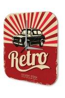 Wall Clock Vintage Car Decoration Retro old car Acryl...