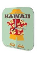 Wall Clock Holiday Travel Agency Hawaii Plexiglass