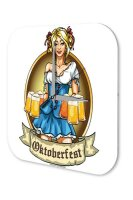 Wall Clock Holiday Travel Agency Beer Stein Oktoberfest...