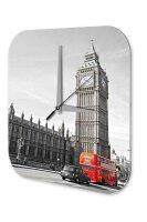 Wall Clock Holiday Travel Agency Big Ben Acrylglass