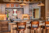 Tin Sign XXL Kitchen Bistro