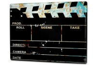 Tin Sign XXL Fun M.A. Allen Cinema flap
