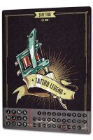 Perpetual Calendar Nostalgic Professional Tattoolegend...