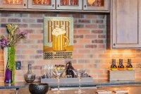 Perpetual Calendar Brewery Beer Kitchen Beer Tin Metal...