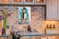 Perpetual Calendar Nostalgic Bar Restaurant rative...