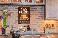 Perpetual Calendar Restaurant Kitchens Fresh coffee Tin...