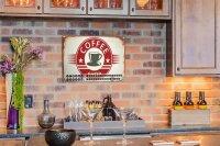 Perpetual Calendar Restaurant Kitchens Coffee shop Tin...
