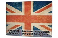 Perpetual Calendar Holiday Travel Agency United Kingdom...