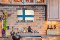 Perpetual Calendar Holiday Travel Agency Finland Tin...