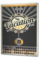 Perpetual Calendar Holiday Travel Agency summer vacation...