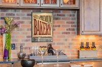 Perpetual Calendar Kitchen Baker premium Tin Metal Magnetic