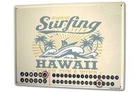Perpetual Calendar Nostalgic Tractor rative Hawaii...