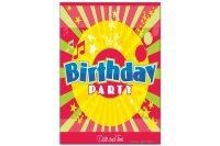 Fridge Magnet Fun Birthday Card Birthday party