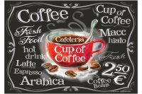 Fridge Magnet Coffee Cafe Bar cup of coffee