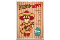 Fridge Magnet Holiday Travel Agency Mexico party