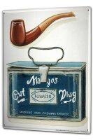 Tin Sign XXL Tobacco Nostalgic Tobacco box