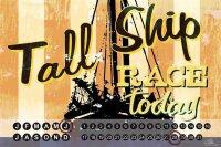 Perpetual Calendar Fun M.A. Allen ship race Tin Metal...