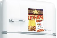Fridge Magnet City M.A. Allen Texas
