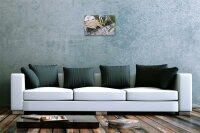 L. Sören Blechschild Retro Wand Schild Spargel Metallschild 20x30 cm