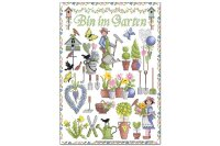 Fridge Magnet Kitchen Lindner garden plants