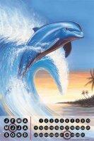 Perpetual Calendar rative Vet Practice G. Huber Dolphin...