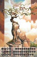Perpetual Calendar Holiday Travel Agency G. Huber tree...