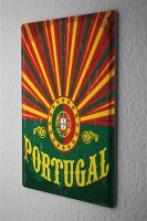 Tin Sign Holiday Travel Agency Portugal