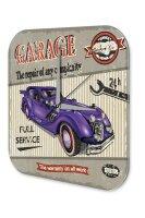 Wall Clock Vintage Car Decoration Auto repair Acryl...