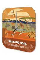 Wall Clock Holiday Travel Agency Kenya National Park...