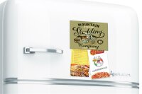 Fridge Magnet Holiday Travel Agency Snow Valley