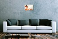 "Baron Sexy Fun decorative Tin sign plate Helloween 8x12"""