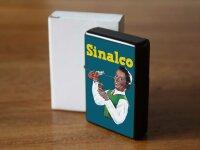 Feuerzeug Benzin Sturmfeuerzeug Bedruckt Sinalco Junge