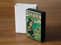 Feuerzeug Benzin Sturmfeuerzeug Bedruckt Sinalco Biergarten