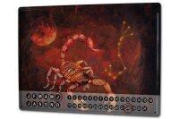 Perpetual Calendar Zodiac Krakowski Scorpio Zodiac Tin...