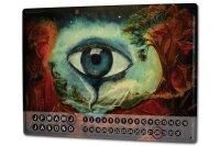 Perpetual Calendar Fun rative Krakowski Traumbaum eye Tin...