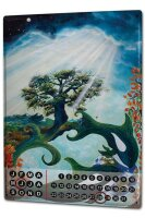 Perpetual Calendar Fantasy Motif Krakowski Dream Tree...