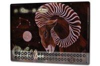 Perpetual Calendar Horoscope Krakowski Aries Tin Metal...