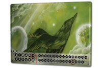 Perpetual Calendar Bird Species Krakowski Green Bird Tin...