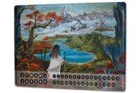 Perpetual Calendar Fun rative Krakowski Mountain Tin...