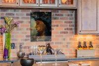 Perpetual Calendar Fun rative Krakowski Face painting Tin...