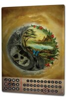 Perpetual Calendar Feng Shui Picture Krakowski YingYang...