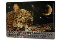 Perpetual Calendar rative Vet Practice Krakowski Leopard...
