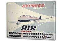 Perpetual Calendar Travel Airport rative Express air...
