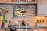 Perpetual Calendar Restaurant Kitchens Coffe take away...