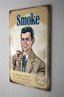Pit Hammann Tobacco Tin Sign Nostalgic Decoration Tilting...