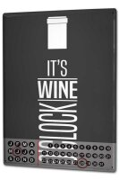 Perpetual Calendar Bar Party It´s Wine...